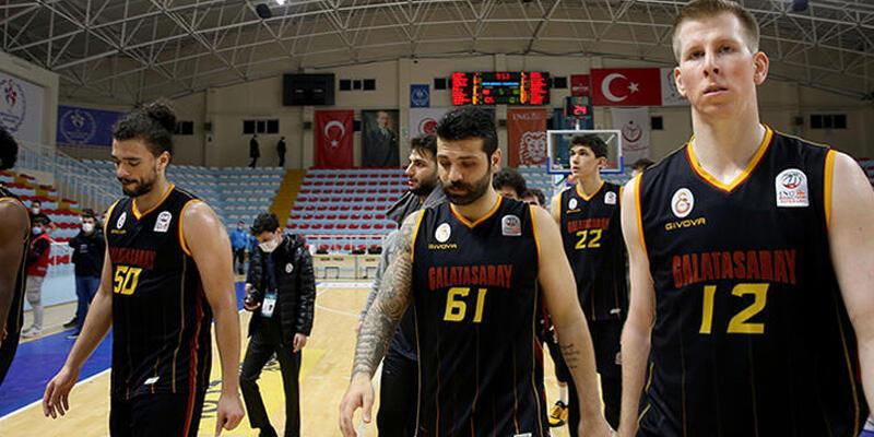Son dakika... Galatasaray için küme düşme tehlikesi!