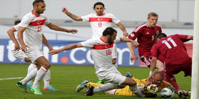 Son dakika... Letonya ile hesap zamanı! 5 maçtır yenemiyoruz