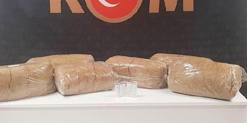 Eskişehir'de kaçak sigara ve tütün operasyonu