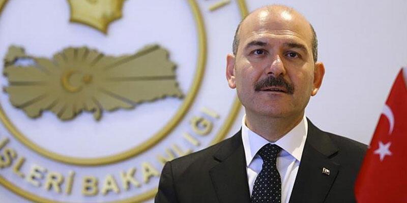Bakan Soylu duyurdu: Jandarmamız Kırmızı Liste'ye bir çizgi çekti