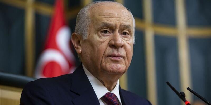 SON DAKİKA: Bahçeli'den AYM'nin HDP kararına tepki