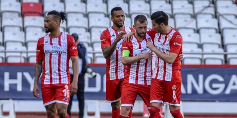 Antalyaspor'da transfer yasağı kalktı