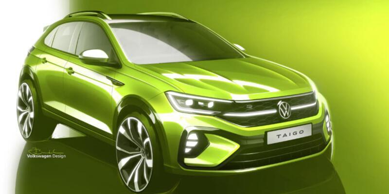 Volkswagen Taigo tanıtıldı