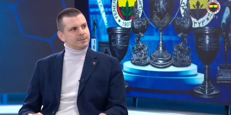 Son dakika... Fenerbahçe yöneticisi Metin Sipahioğlu'ndan açıklamalar