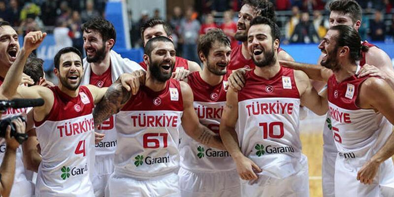 Son dakika... A Milli Basketbol Takımı'nın olimpiyat elemeleri maç takvimi açıklandı