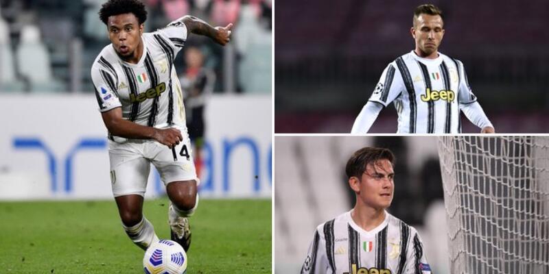 Juventuslu futbolcuların ev partisine baskın