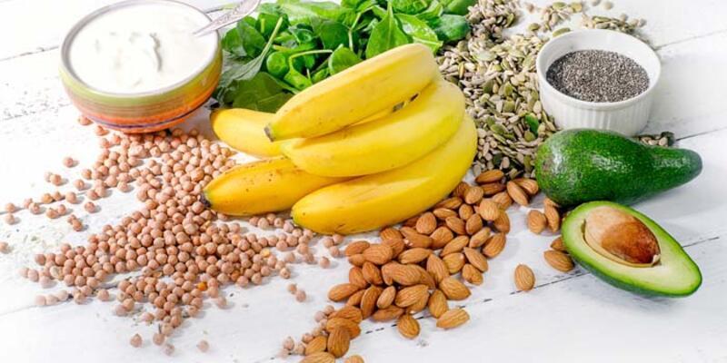 Uyku kalitesini artıran besinler