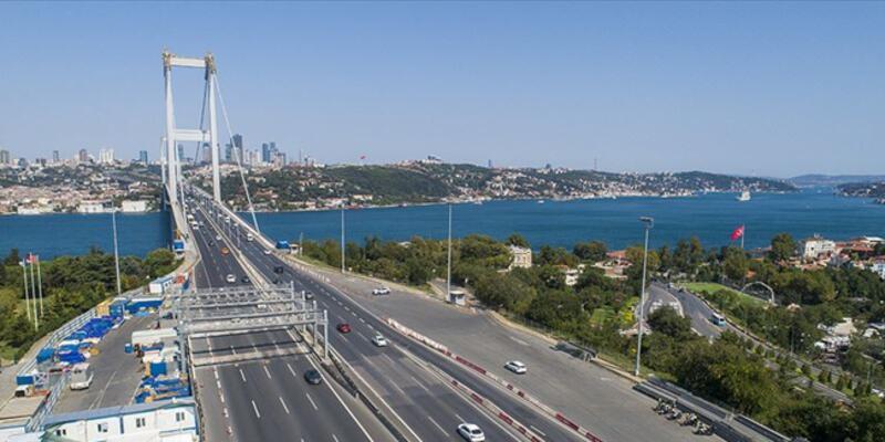 İstanbul'da pazar günü bazı yollar kapalı olacak