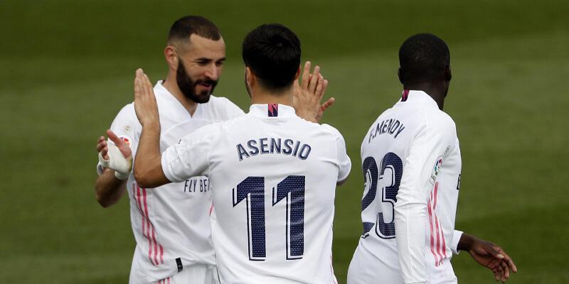 Real Madrid - Eibar: 2-0