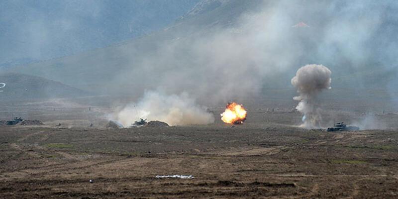 Kırgızistan Silahlı Kuvvetleri'nin geniş çaplı askeri tatbikatı sona erdi
