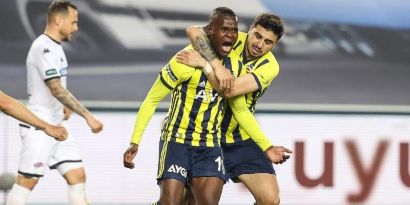 Fenerbahçe ikinci sıraya yükseldi