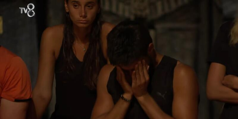 Survivor Batuhan ne oldu, neden ağladı? Survivor 2021 64. bölümde gözyaşları sel oldu!