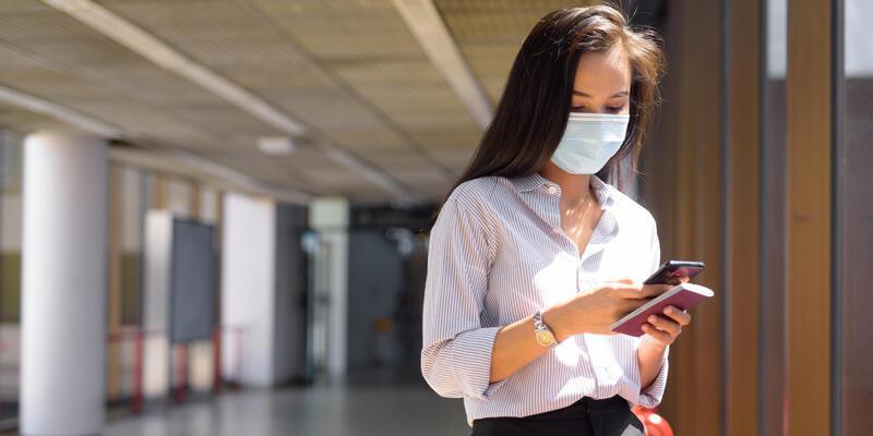 Avrupa'da ilk: Danimarka, koronavirüs pasaportu programı Coronapas'ı başlattı