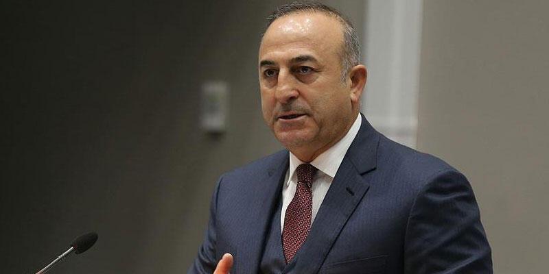 Dışişleri Bakanı Çavuşoğlu, Uruguaylı mevkidaşı Bonasso ile telefonda görüştü