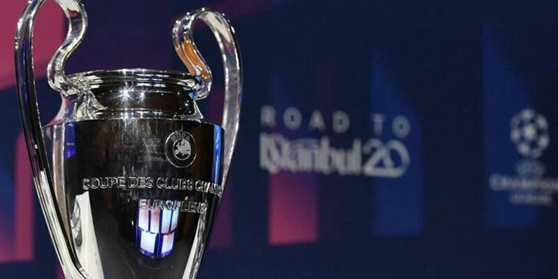 Son dakika... Şampiyonlar Ligi kupası 21 Nisan'da İstanbul'a getiriliyor