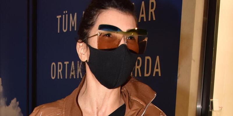 Hande Yener'in alışveriş stili beğeni topladı