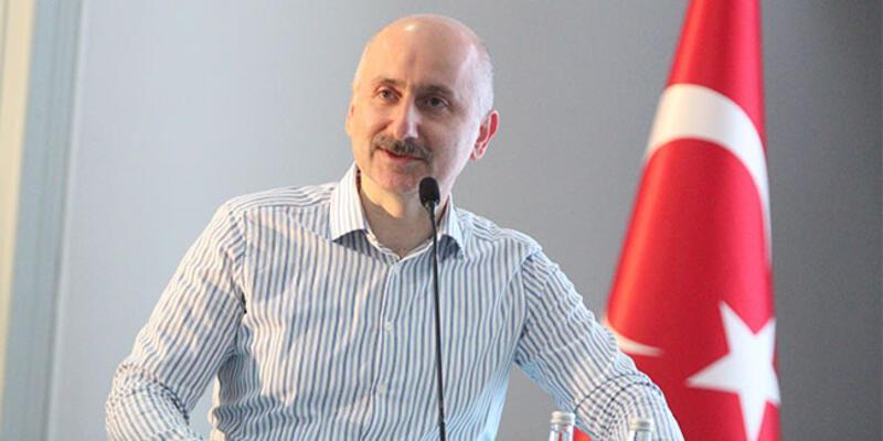Bakan Karaismailoğlu'ndan İstanbul mesajı: Dünyanın en önemli lojistik merkezi haline gelecek