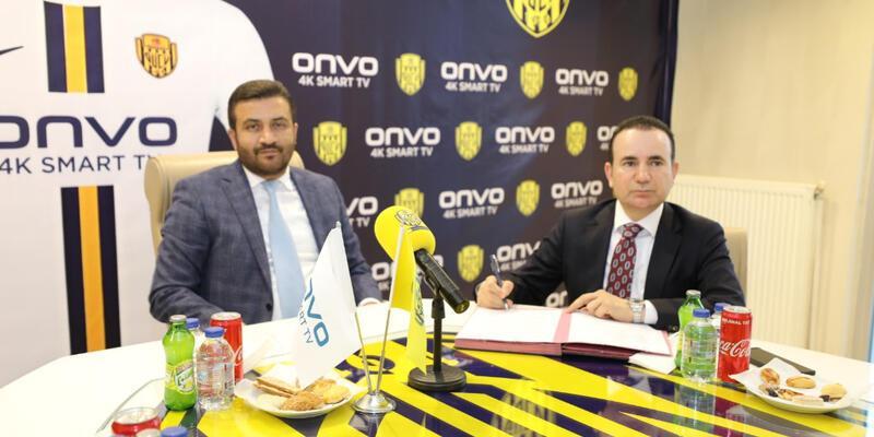 Ankaragücü'ne yeni sponsor