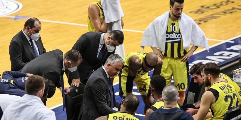 Fenerbahçe Real Madrid'e yenildi