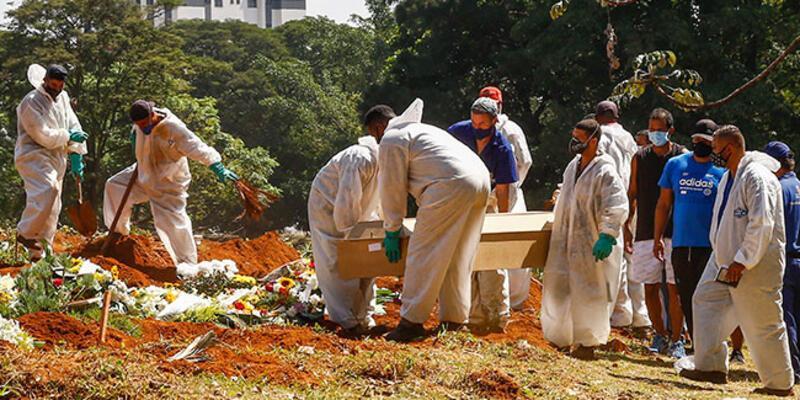 Brezilya'da kabus! En yüksek ölü sayısı