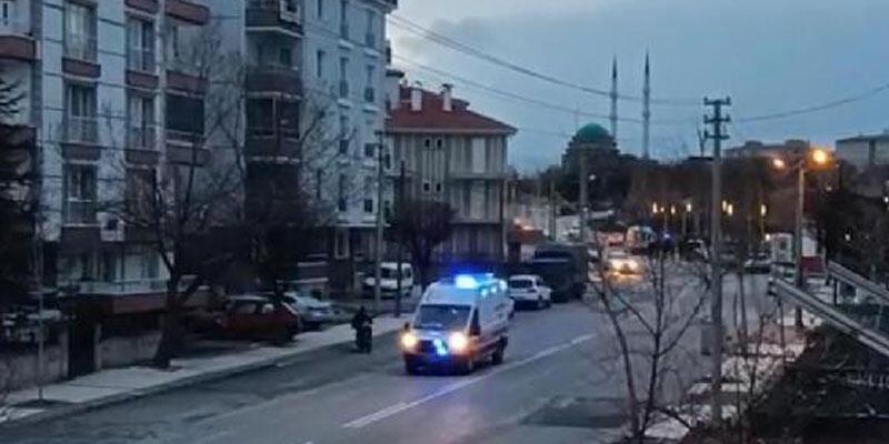 Kırşehir'de silahlı kavga: 1 yaralı