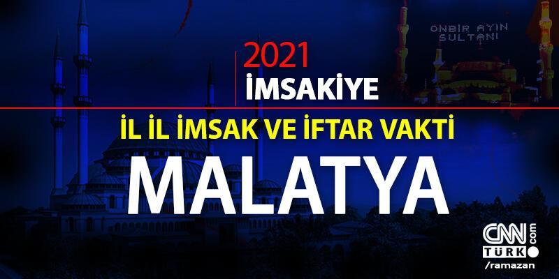 15 Nisan 2021 Malatya sahur vakti saat kaçta? Malatya sahur saati Diyanet... Malatya imsakiye 2021…