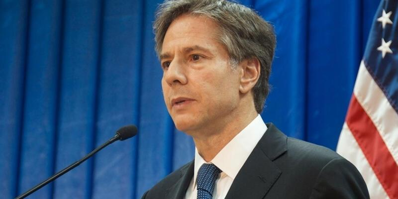 ABD Dışişleri Bakanı Blinken, NATO Genel Sekreteri Stoltenberg ile Ukrayna'yı görüştü