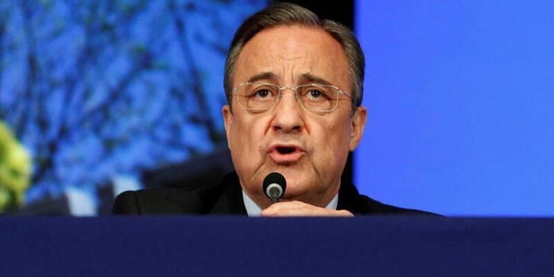 Son dakika... Real Madrid'de Florentino Perez yeniden başkan