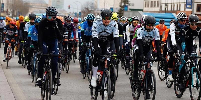 56. Cumhurbaşkanlığı Türkiye Bisiklet Turu'nda Beyşehir-Alanya etabı başladı