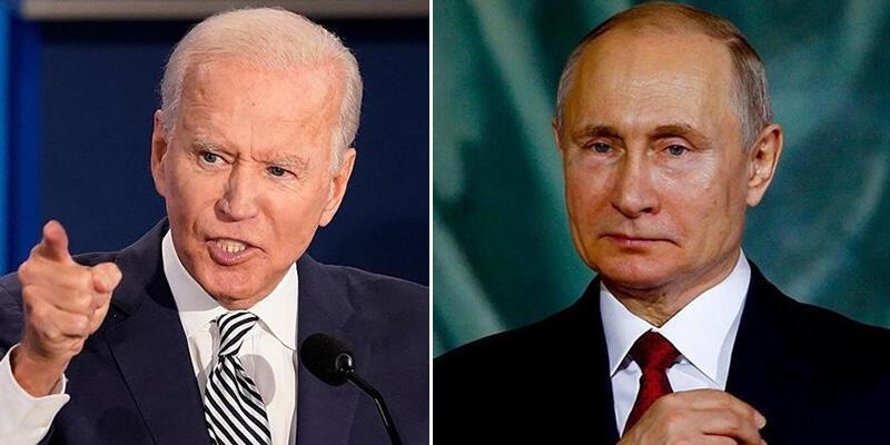ABD Başkanı Biden Putin'le görüştü: Tansiyonu düşürün
