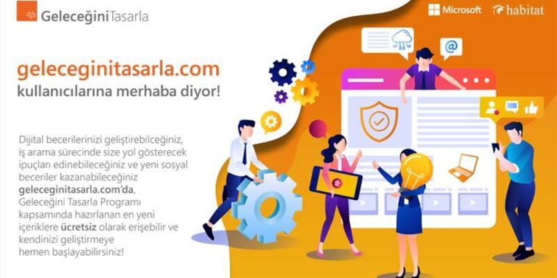 """Yeni Online Eğitim Platformu """"geleceginitasarla.com"""""""