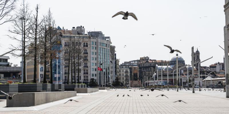 18 Nisan Pazar hafta sonu sokağa çıkma yasağı saatleri… Hafta sonu sokağa çıkma yasağı hangi illerde?