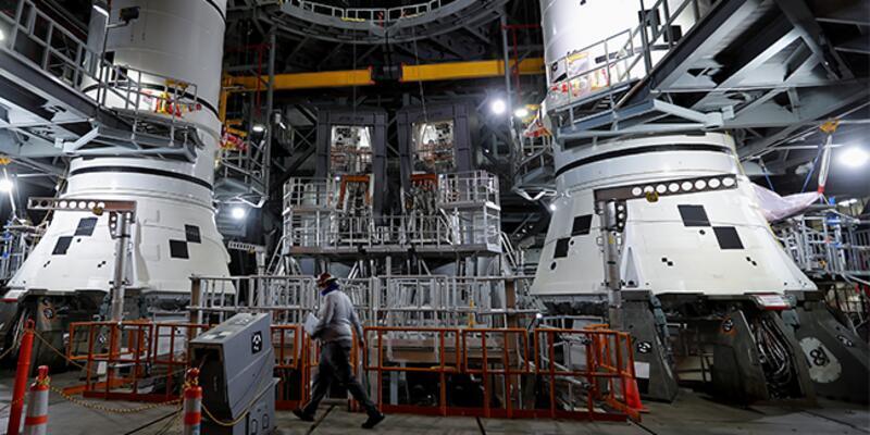 Son dakika... NASA 'Artemis' için SpaceX'i seçti!