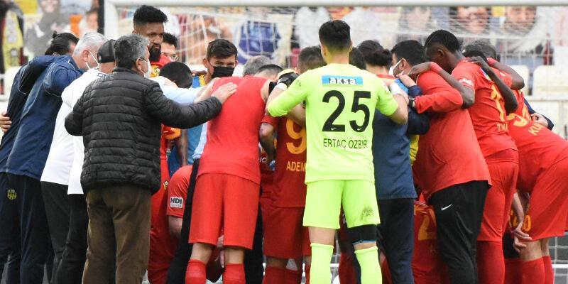 Yeni Malatyaspor - Alanyaspor: 1-0