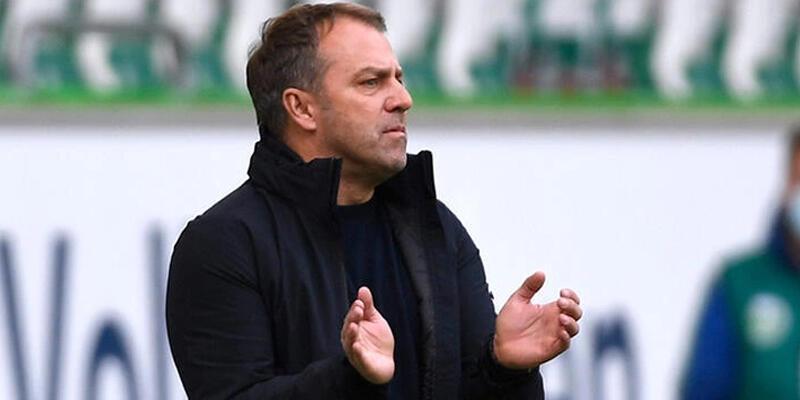 Son dakika... Hansi Flick Bayern Münih'ten ayrılacağını açıkladı!