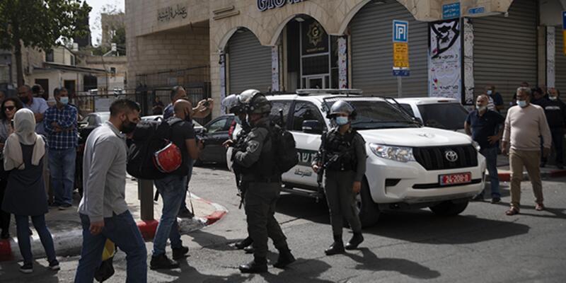 İsrail polisi, milletvekili seçimleri adayı 3 Filistinliyi gözaltına aldı