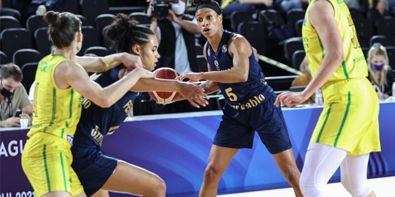 FIBA Kadınlar Avrupa Ligi'nde Fenerbahçe üçüncü oldu