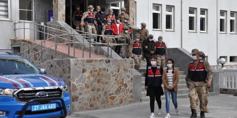 Gaziantep'te PKK'ya operasyon: 1 tutuklama