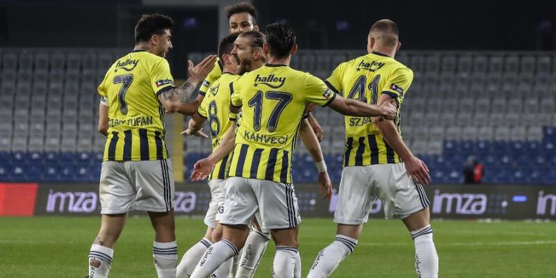 Fenerbahçe Harun Tekin'le zirveye tutundu