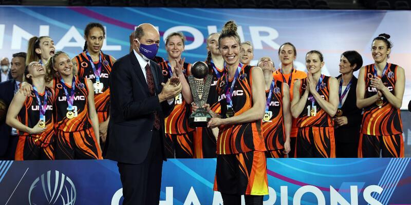 Ekaterinburg İstanbul'da şampiyon oldu