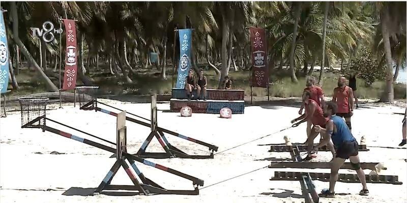 Survivor dokunulmazlığı hangi takım kazandı? 18 Nisan 2021 Survivor Ünlüler eleme adayı belli oldu!