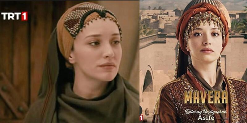 Mavera Asife kimdir, kaç yaşında? Dilaray Yeşilyaprak hangi dizilerde oynadı?