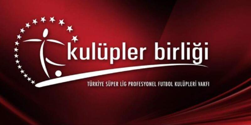 Kulüpler Birliği: Avrupa Süper Ligi'ne karşıyız