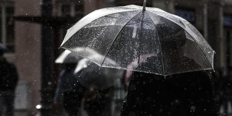 Kuvvetli yağış, rüzgar ve fırtına uyarısı! 19 Nisan 2021 Pazartesi hava durumu