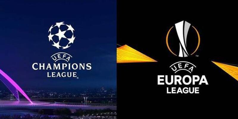 Son dakika... Şampiyonlar Ligi ve Avrupa Ligi askıya mı alındı?
