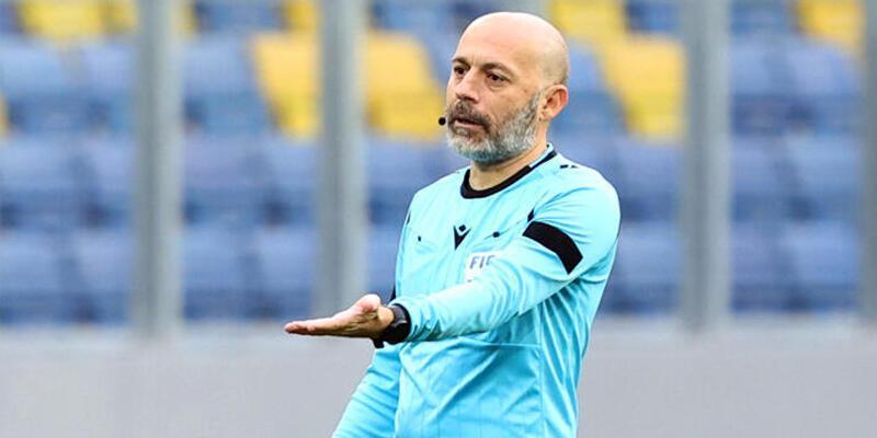 """Son dakika... """"Cüneyt Çakır Avrupa Süper Ligi'nde görev alabilir"""""""