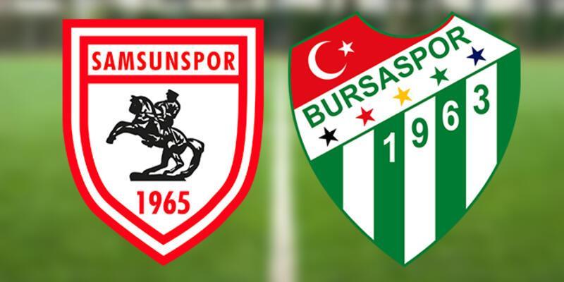 Şifresiz ve canlı! Samsunspor Bursaspor maçı hangi kanalda, ne zaman, saat kaçta izlenecek?