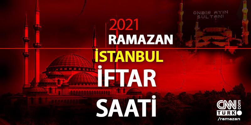 İftar vakti saat kaçta? Bugün İstanbul iftar saati 19 Nisan 2021… İftar saatleri Diyanet