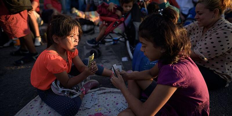 3 yılda 18 binden fazla refakatsiz çocuk göçmen kayboldu