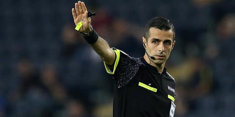 Galatasaray-Trabzonspor maçının hakemi açıklandı